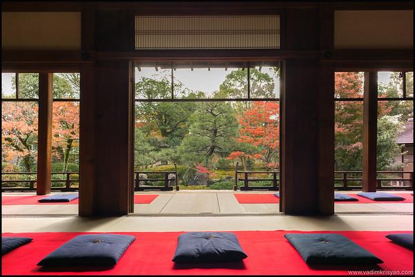 Kennin-ji Temple, Kyoto,2015