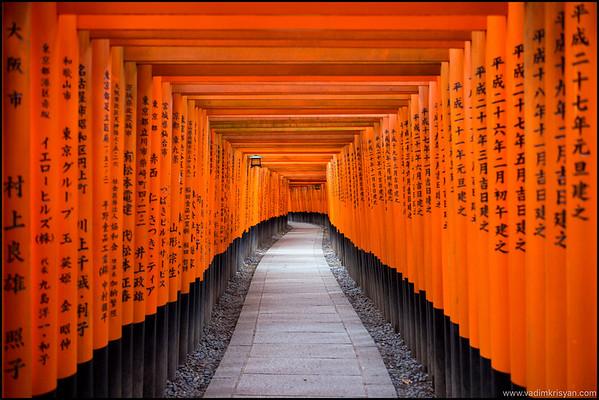 Fushimi Inari, Kyoto, 2015