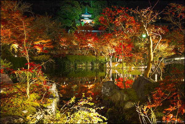 Eikan-Do Temple, Foliage Night Illumination, Kytoto,2015