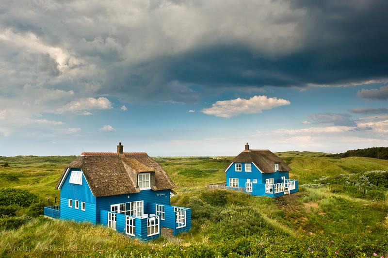 Smurf Houses