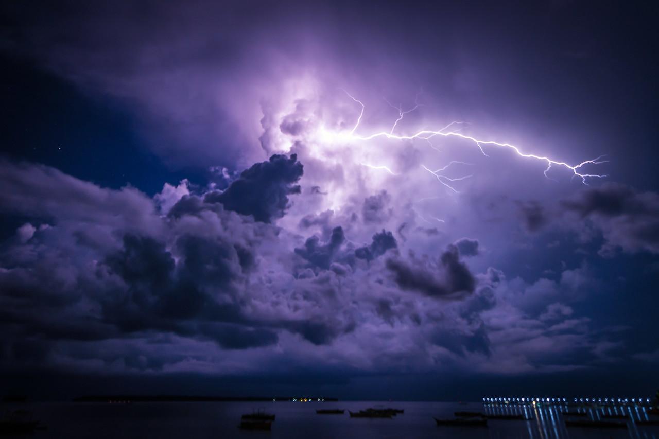 Siargao Lightning