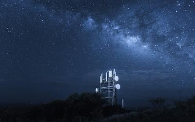 Oahu Milky Way