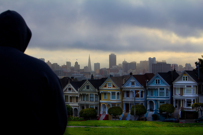 San Francisco 6.11.11 Fulton Street
