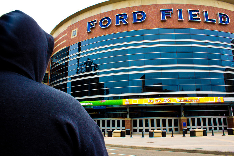 Ford Field Detroit MI