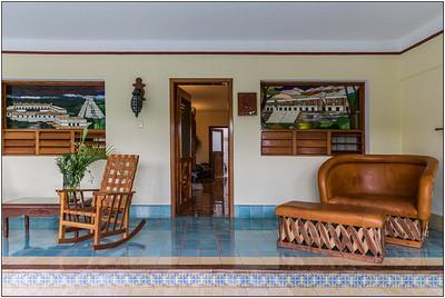 Jacqueline Kennedy suite, Hacienda Uxmal