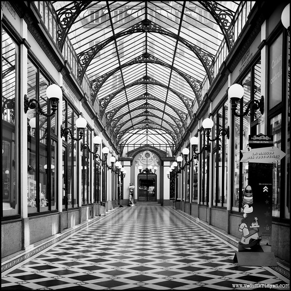 Passage des Princes, Paris, 2015