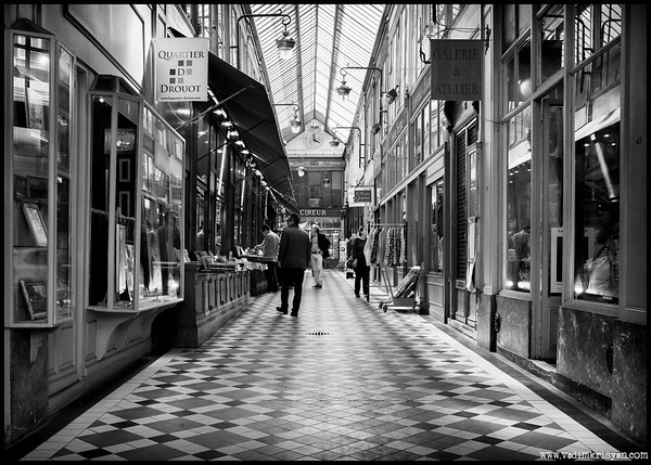 Passage Jouffroy,Paris,2015