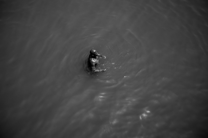 Alone in Water