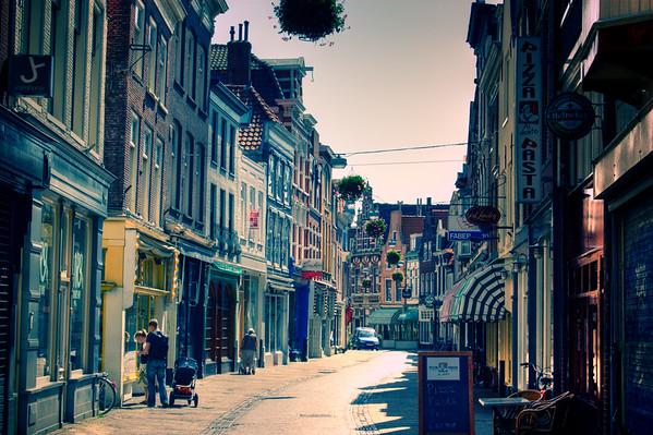 Streetview || Photowalk Haarlem