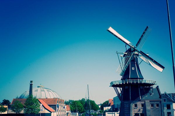 "Windmill ""De Adriaan"" 