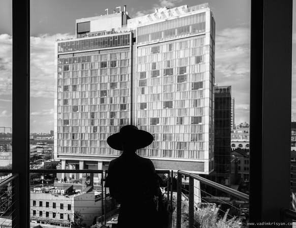 Viewing the The Standard Hotel, New York, 2016