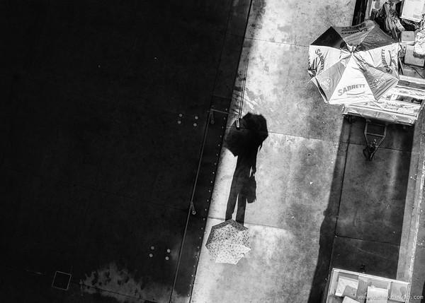 3 Umbrellas. New York, 2016