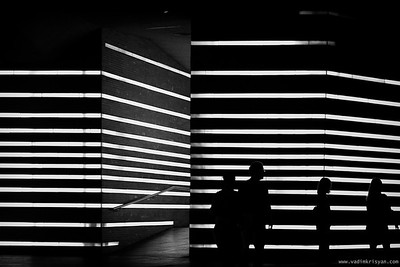 Light and Silhoutettes, New York, 2016