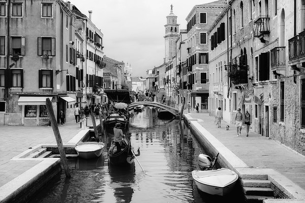 Campo San Barnaba, Venice, 2016