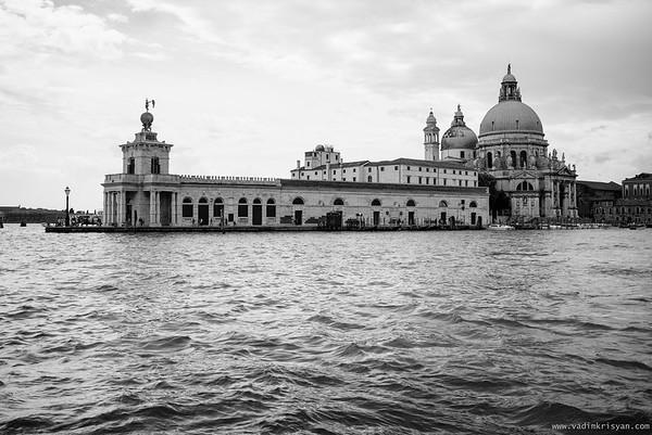 Punte Della Dogana, Venice, 2016