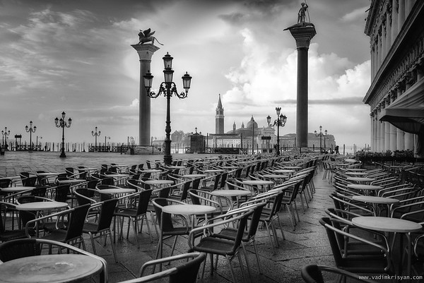 San Marco Early Morning, 2016