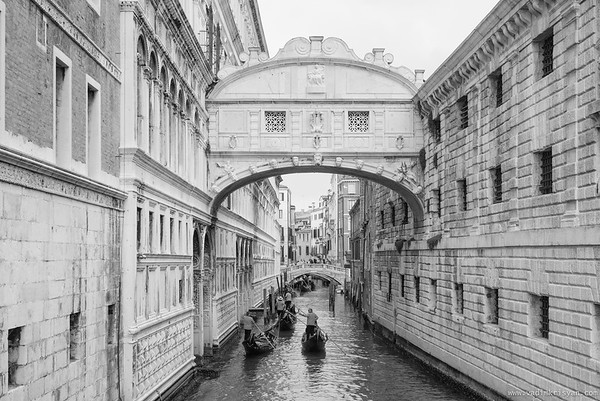 Bridge of Sighs, Venice,2016