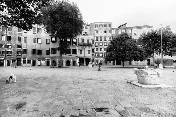 Campo il Ghetto Nuovo, Venice, 2016