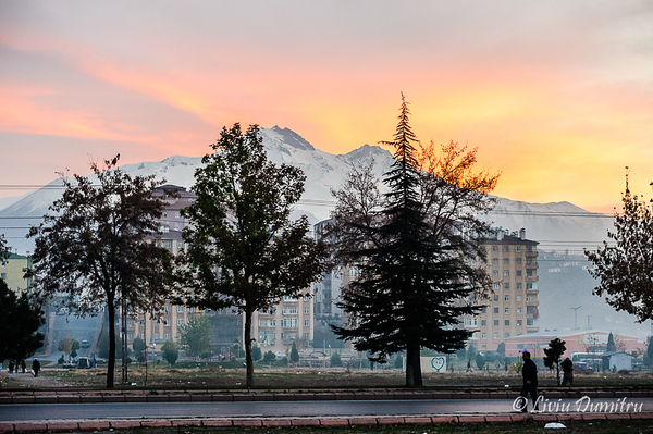 Kayseri city