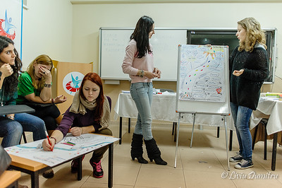 Youth in action democracy project: 'Reflections of Democracy in Youth's Pictures' Kayseri, Turkey November 2012