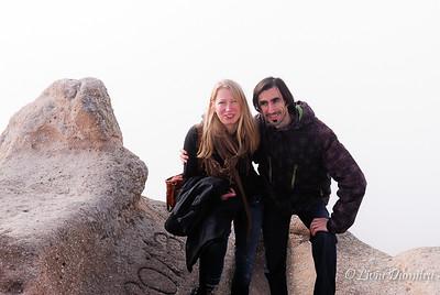 Youth in action democracy project: Trip to Cappadocia, Turkey, November 2012
