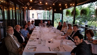2019 Sertoma Speech Pathology and Audiology Lectureship Series pre-dinner