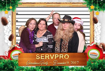 ServPro Christmas Party 2017