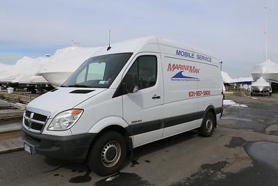 MarineMax Lindenhurst Mobile Service Team