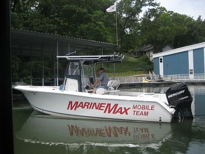MarineMax Lake Ozark Mobile Service Team