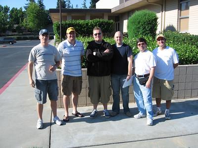 Tyler Kearl, Tyler Atwood, Markus Hannonen, Brian Pharris, Eric Webb, Hooman Mansour, (Missing Markham Bennett, Kevin Buskirk)