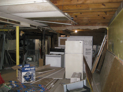Post Oaks Basement