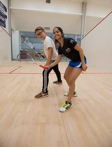 Aariya Patel '19 Service Through Sports