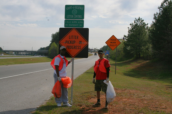 2010 Highway Clean-up