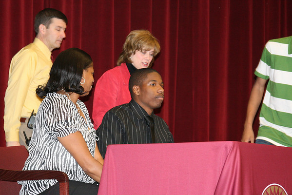 2010 South Paulding Signing Day