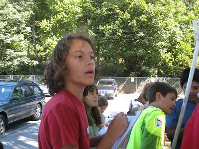 2011 6th Grade Service Day