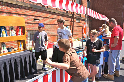 City Serve 2012: Carnival at Luther Memorial School on Pearl Road in Cleveland
