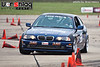 2001 BMW 330Ci track/autocross car with COBRA Suzuka seats installed by Vorshlag. Slider on driver's side, fixed on passenger's side.