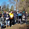 Awbury Arboretum Cleanup Day - April 2017