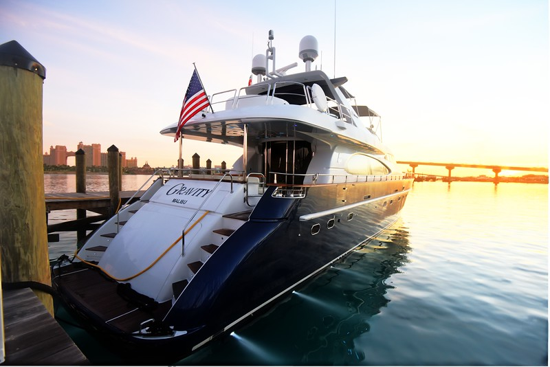 THE GRAVITY YACHT