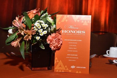 Agricultural Sciences and Natural Resources Honors Celebration