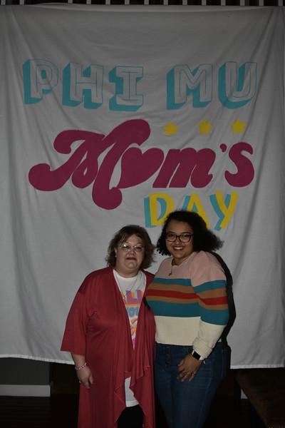 Phi Mu Mom's Day