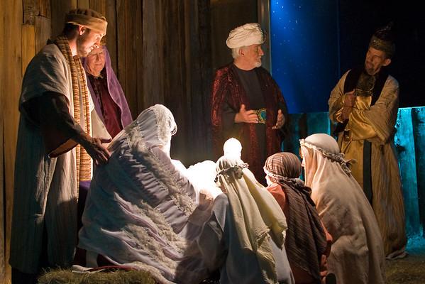 Nativity Scene © Nora Kramer. All rights reserved.