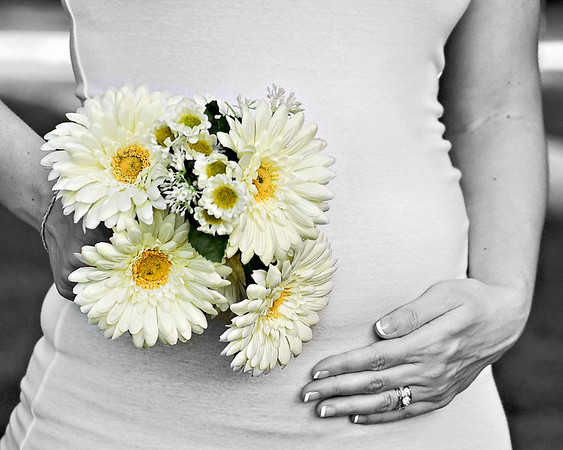 17 Weeks © Nora Kramer Photography. All rights reserved.