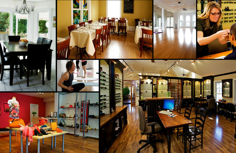 facilities and Corporate Facilities Promo Pg