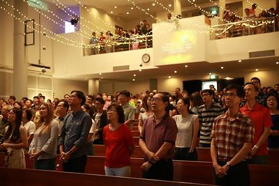 2017-12-25 Christmas Service