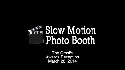 Omni Awards Event | Slow Motion Photo Booth
