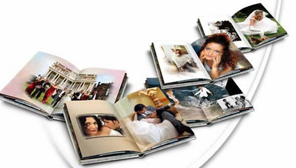 Different design and layout styles are used throughout your wedding album to best represent your wedding day.