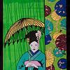 """Artwork by Trina Merry<br /> <a href=""""http://www.zhibit.org/quitecontrary"""">http://www.zhibit.org/quitecontrary</a>"""