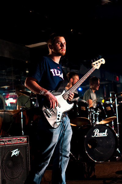 We can do live action shots of your band playing at some local club.