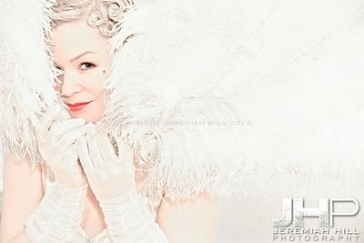Bonny In White #1356